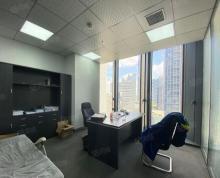 (出租)0南京金融城豪华装修带家具新地中心新城科技园全套家具