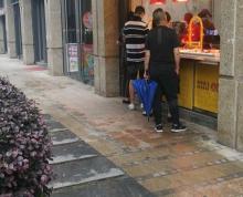 (出租)(直租)建邺区集庆门大街临街门面适合轻餐饮外卖双证