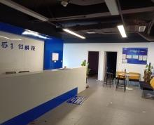 软件谷 免租2年 天隆寺地铁 精装电梯口带家具 甲级写字楼