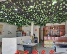 (转让)(铺多多优推)溧水洪蓝镇中心200方双开间饭店低价急转