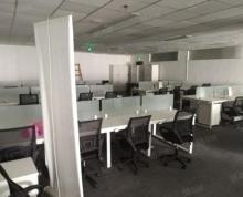 (出租)新城国际大厦606平精装修已隔断办公家具齐全格局合理