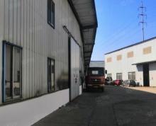 (出租)扬州北出口附近厂房660平钢结构大车进出租金12平米月