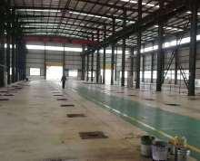 张家港市经济开发区悦丰路厂房出租3100平米,有行车10吨,5吨行车,大车进出方便,适合机械加工。