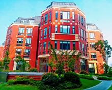 紫金生命科技创新园环形270度落地大飘窗五面通风采光,节能自然舒适独栋办公楼