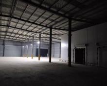 (出租) 江宁青龙社区标准9米高钢结构厂房大车进出方便急租