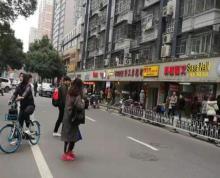 丹凤街临街旺铺转租靠近商场写字楼 人流大晚上夜市人更多可轻餐