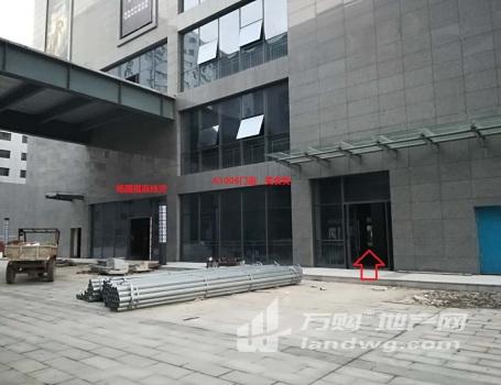 转租:沭阳县南部新城市广场美食类商铺