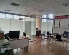 (出租)出租万达中心220平精装修办公家具齐全1.3平米3个隔断办公