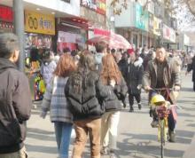 (出租)红庙美食街出租临街旺铺市口非常好人气火爆适合水果生鲜门面大气