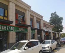 社区重餐饮沿街商铺出租