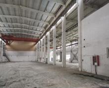 (出租)开发区一楼厂房。房东直租独立办公有行车