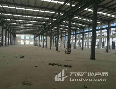 V科学园 单层厂房分租3500平 高8米