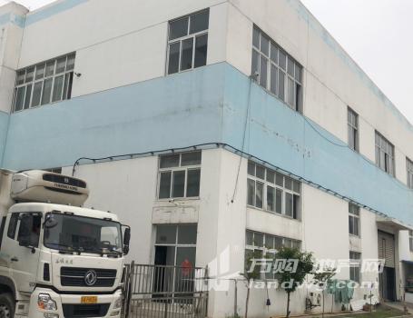 整体打包出售(出租)江宁淳化(近江宁大学城)塑业公司园区及厂房