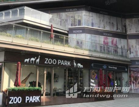 (出售)尧化门7号线无缝对接4.8米挑高金地宝龙峯汇中心旺铺