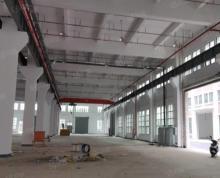 (出租)胡埭4500平米独门独院标准机械厂房房东直租