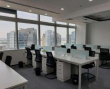 (出租)湖东高端写字楼 新光天地 精装隔断 办公室首选 直招