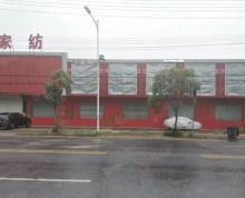 (出租)搬经常青镇十字路口门面房出租