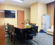 (出租)河西万达广场 紧邻地铁 级纯写 精装修全套办公家具 即租