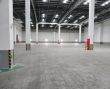 (出租)新区枫桥一楼12000平高标仓库台可分租大车好进可生产仓储