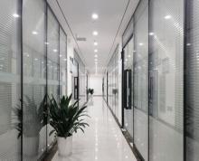 (出租)中意大厦双地铁口好招人120平带隔断朝南物业直租免租1个月