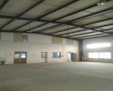 (出租) 出租港闸区秦灶工业园区单层厂房3000平米
