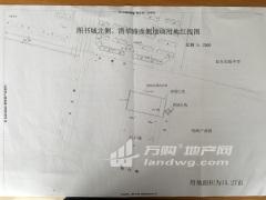 江苏省沭阳县图书城北侧、清华路西侧商服用地