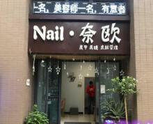 (转让)江宁麒麟紫荆城十字路口42平户型方正美容院可整体转让