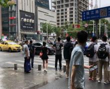 (出租)珠江路地铁口 新世界百货旁 80平 门宽六米 旺铺出租