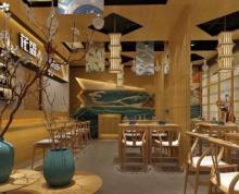 秦淮夫子庙曙光天地110平米餐厅转让复古中等装修