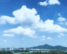 (出租)玄武湖地铁口金茂广场甲级写字楼湖景房精装修随时看房入驻