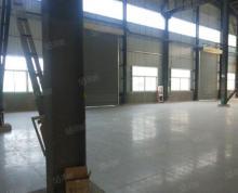 (出租)肥西花岗工业园6500方单层钢架有行车厂房出租
