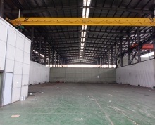 吴江八坼开发区单层厂房出租,面积13000平米,可分割出租,