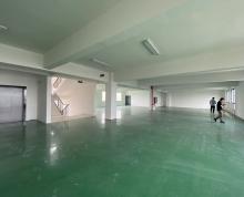 标准化装修好厂房 单层大通间 独立卫生间 园区配备精装修办公室