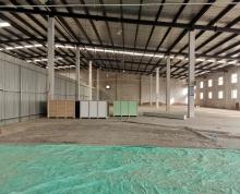 江宁谷里工业园1300平方价格16元单层厂房出租