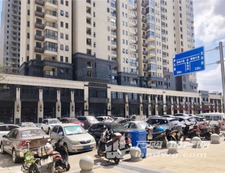 (出售)燕子矶商圈地铁6号线 海赋尚城沿街现铺出售 低总价高租金
