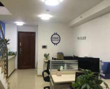出租江宁区江宁大学城纯写字楼 带办公家具