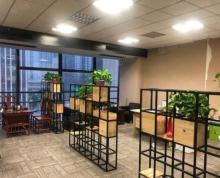 (出租)金融城电梯口精装办公室出租,116平4.2万一年,随时看房