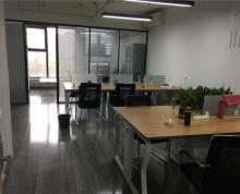 (出租)玄武门地铁天星翠琅大厦10人办公大厅一间经理室落地窗初创优选