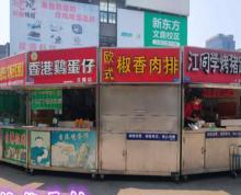 (转让)文鼎广场商业街小吃店转让