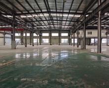 江宁区东山上访纯化食品加工厂房出租独立9800平17元有单层厂房出租