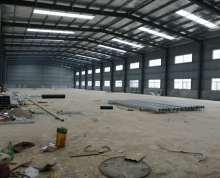新港开发区1300平单层厂房(仓库)对外出租,价格可谈