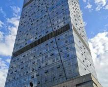(出租)新郭站地铁口世茂广场120平精装办公室出租带玻璃隔断好停车