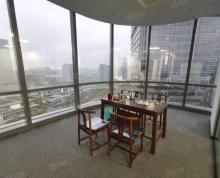 (出租)园区地铁口丰隆广场 电梯口湖景豪装拎包 东南采光好 服务到位
