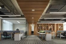 生命科创小镇花园式独栋办公楼,八角楼陶红砖定制专属办公空间
