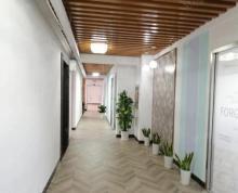 (出租)园区直租135平双地铁直租全景精装办公室