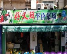 (转让)黑龙江路大型菜场现低价转让