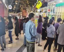 (出租)新出浦口弘阳广场旺铺可做零售小吃餐饮水电煤齐全租金7千