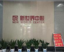 (出售) 新世界中心 珠江路地铁口 交通便利 精装 落地窗 视野好