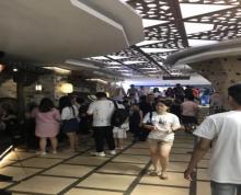 秦淮区水游城美食城商铺转让位置显眼人气十足消费人群多