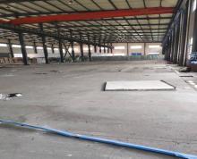(出租) 标准钢结构厂房交通便利